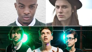 George The Poet, James Bay, Years and Years