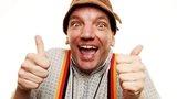 German comedian Henning Wehn