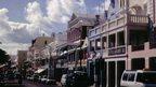 Bermuda street scene