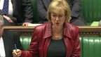 Treasury Minister Andrea Leadsom