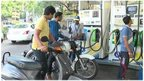Indian filling station