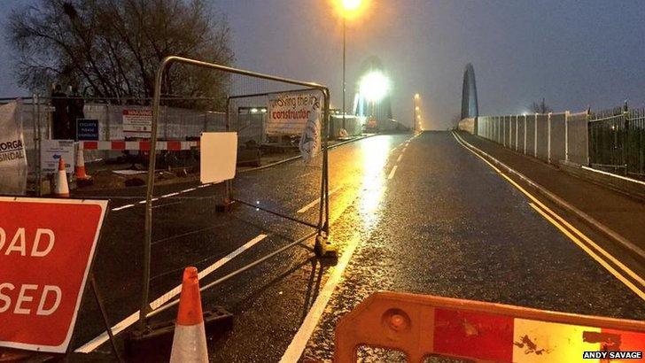 London Road Bridge