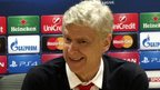 VIDEO: Wenger hopes luck of draw will change
