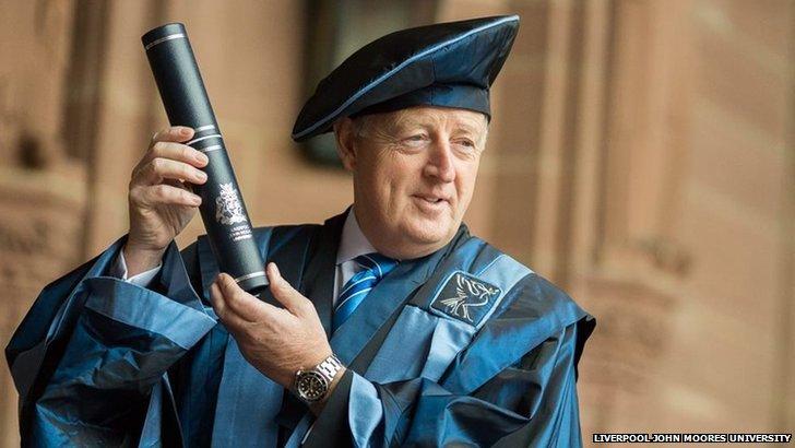 Sir Jon Murphy