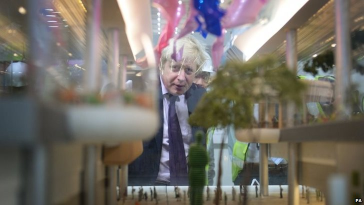 Boris in the Far East