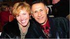 Deborah Hancox and John Leigh