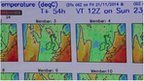 Postage stamp weather forecasts