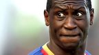 Foxes rule out Heskey playing return