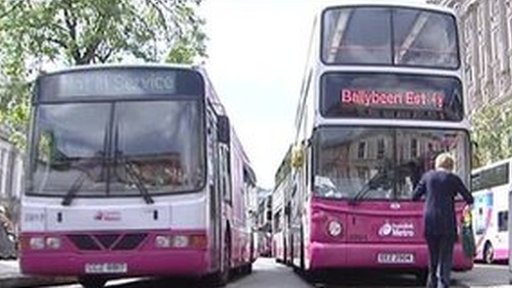 Rail and bus fares could increase...
