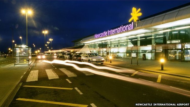 Newcastle Internation Airport