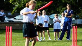 'Kwik Cricket'
