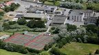 La Mare de Carteret High School and Primary School in Guernsey