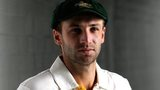 Phil Hughes of Australia poses for a portrait in 2009