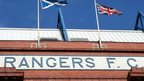 Rangers are second in the Championship