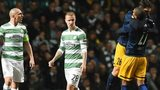 Salzburg raced into a 2-0 lead at Celtic Park