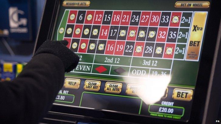 Betting terminal