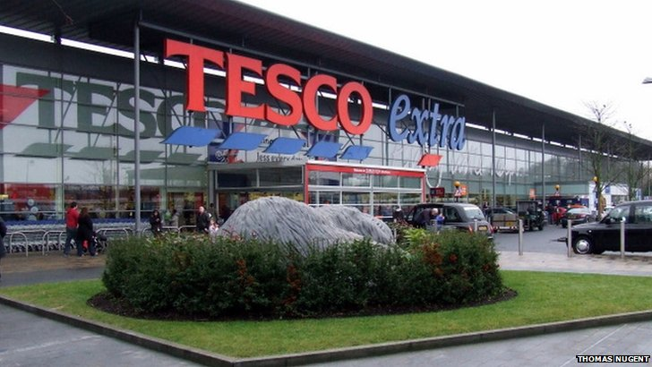 tesco at silverburn glasgow