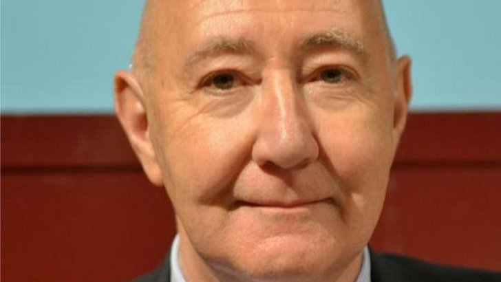 Paul Garvin, chairman of the North Tees and Hartlepool NHS Foundation Trust