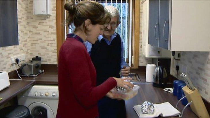 Meal Makers food scheme participants
