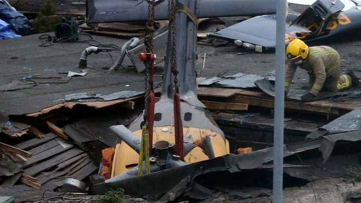 clutha helicopter