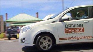BBC News - Can driving improve Aboriginal health?