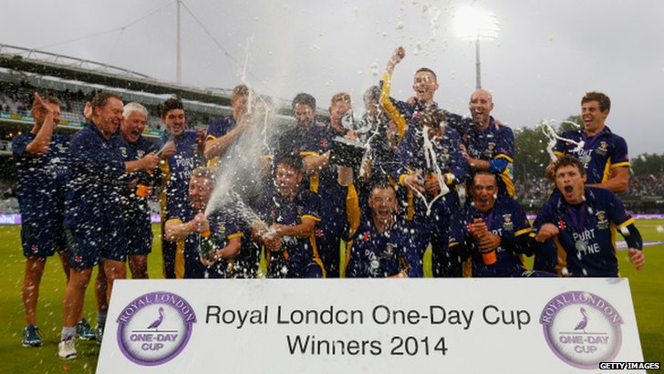 Durham win One Day Cup