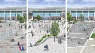Queens Square designs