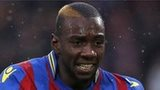 In-form Palace winger Yannick Bolasie
