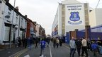 Everton's Goodison stadium