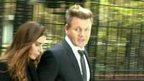 Gordon Ramsay arrives at the High Court