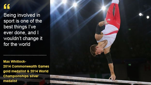 Inspire to be like Max Whitlock