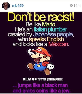 The picture posted by Mario Balotelli on Instagram