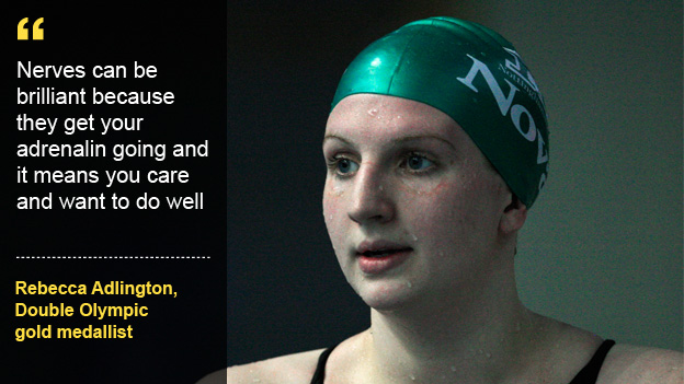 Inspire to be like Rebecca Adlington