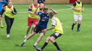 Tag rugby league