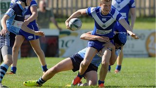 Youth and junior rugby league