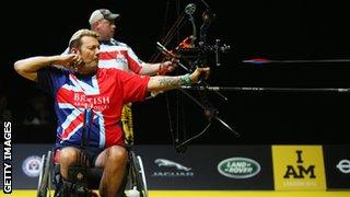 Disability Archery