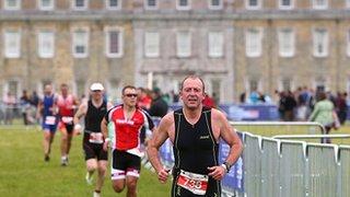 Age-group specific triathlon