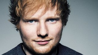 BBC News - Ed Sheeran is Spotify's most-streamed artist of 2014