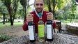 Portuguese winemaker Diogo Albino