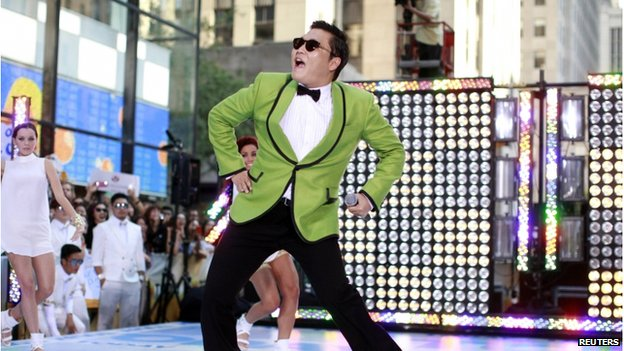 BBC News – Gangnam Style music video 'broke' YouTube view limit
