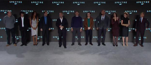 Spectre elenco