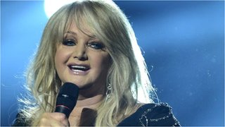BBC News - Bonnie Tyler: There still room for a great power ballad