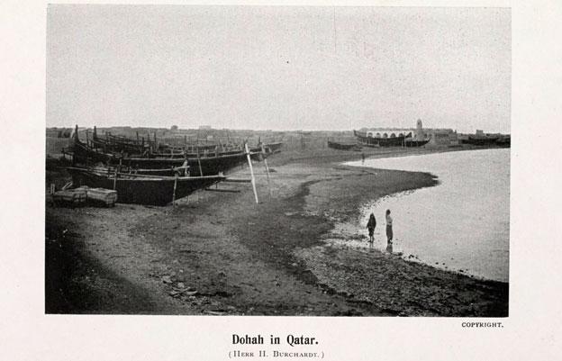 Doha in the Gazetteer