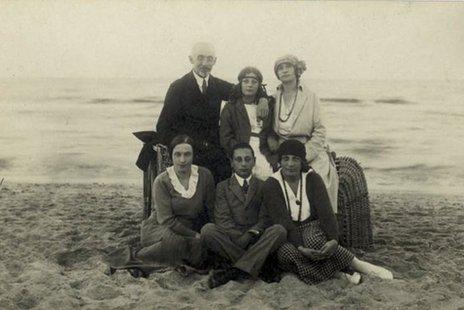 Szpiro family portrait