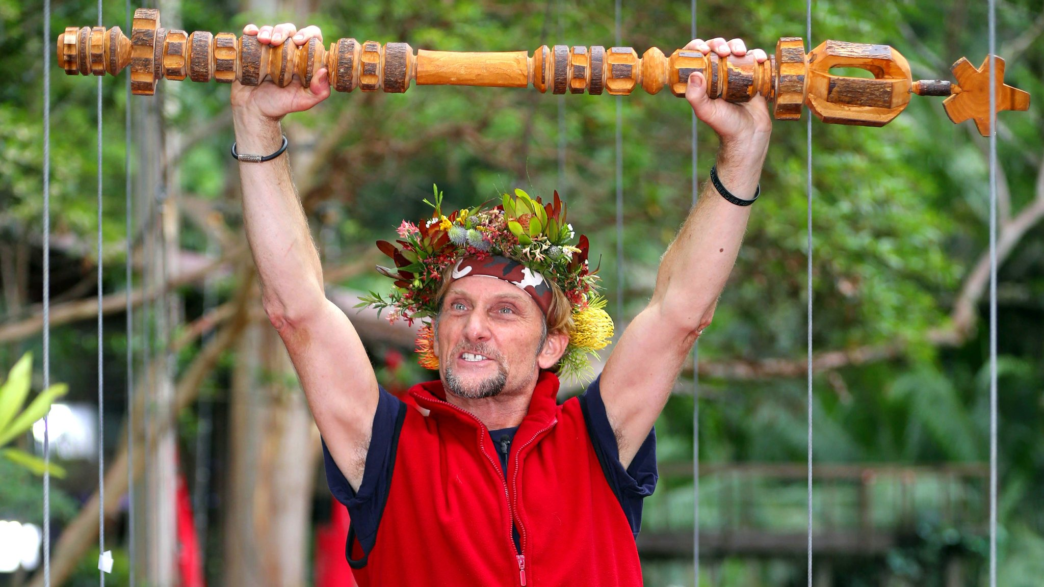 Carl Fogarty   I'm A Celebrity... Get Me Out Of Here!   # ...