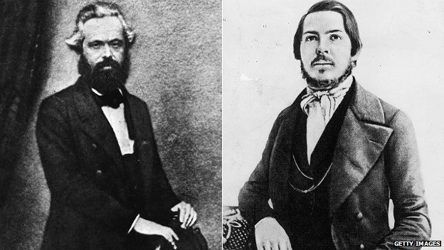 Friedrich Engels' beard inspires climbing sculpture in ...
