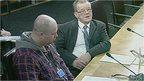 Witnesses John Lindsay and James Nesbit