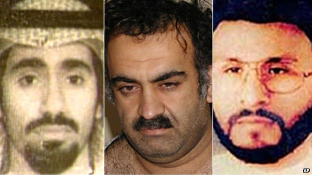 Three al-Qaeda men named in the CIA torture reports