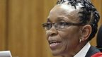 Judge Thokozile Maspia