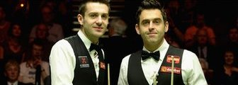 Mark Selby & Ronnie O'Sullivan contested the 2014 Masters final